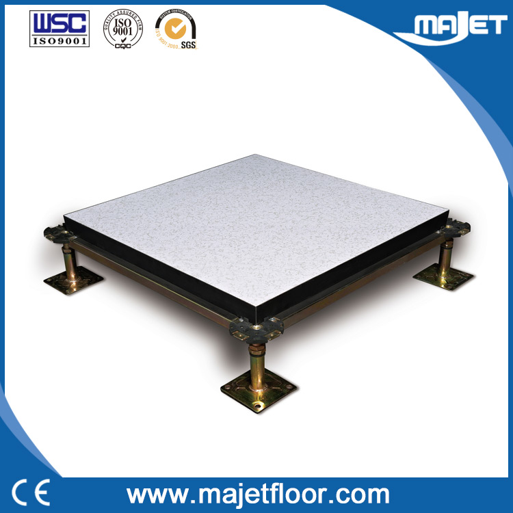 PVC sealed panel woodcore access floor