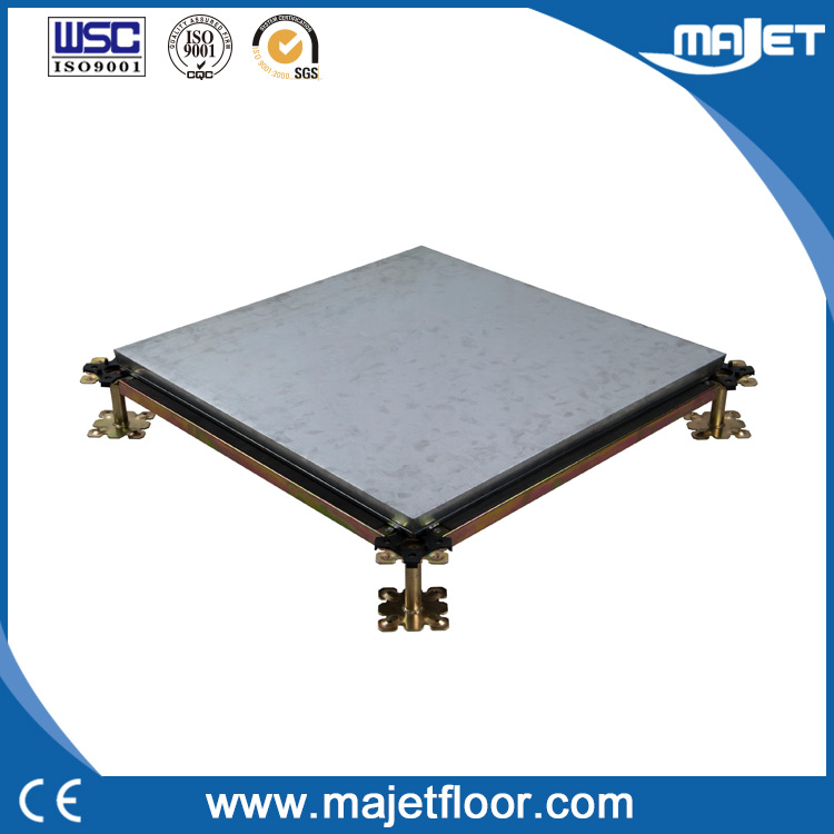 Encapsulated panel woodcore access floor